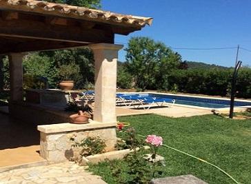 Villa ca´n Xavier in Majorca